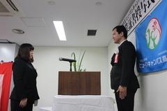 【札幌駅前】卒業おめでとう!!