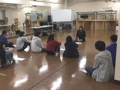 【札幌駅前】声優体験授業!!