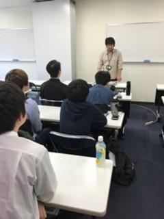 【札幌駅前】授業の様子(^_-)