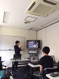 【札幌駅前】ゲーム専科課程 プレゼンテーション(* ̄▽ ̄*)~゚