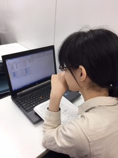 【札幌駅前】PC検定対策授業中<(^ー^ι)