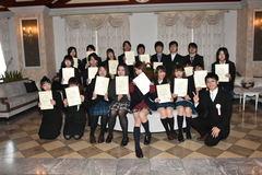【札幌駅前】❀3月7日は卒業式でした❀