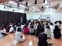 【札幌駅前】声優・伊藤節生さんによるセミナーが開催されました!