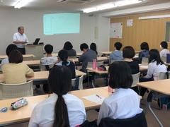 【札幌駅前】総合的な学習の授業♬