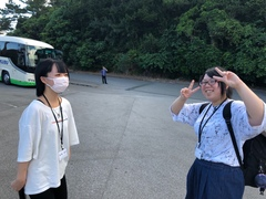 【札幌駅前】おかえりなさい!【名護本校スクーリング】