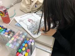 【札幌駅前】今年最後の授業