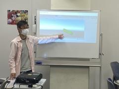 【札幌駅前】専門校の授業を体験!~Unityを使ってみよう~