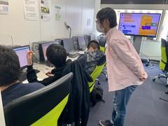 【札幌駅前】ゲームプログラミング授業のご紹介♬