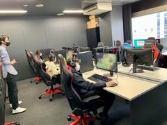 【札幌駅前】eスポーツの専用教室が出来ました!☆彡
