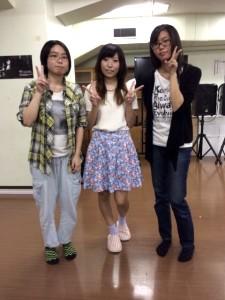 工藤沙貴さんのイベントに参加し...