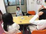 【札幌大通】レポート提出後の様子