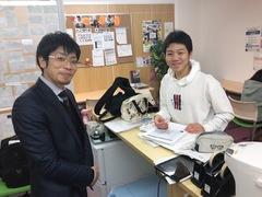 【札幌大通】伊藤先生は画伯です