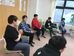 【札幌大通】レポート提出&特別活動の日