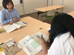 【札幌大通】本日の韓国語授業♪