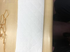 【札幌大通】手作りマスクに挑戦!!