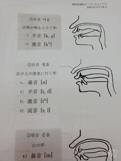 【札幌大通】☆彡韓国語体験授業の様子☆彡