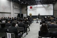 【仙台】平成29年度卒業証書授与式を行いました。