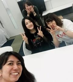 【仙台】卒業生が遊びに来てくれました[ファッション]