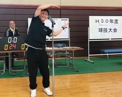 【仙台】球技大会が行われました。