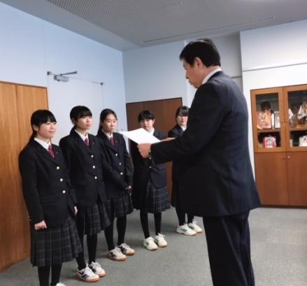 福島県立会津学鳳中学校・高等学校