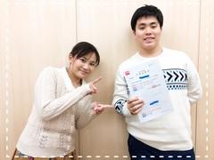 【仙台】合格おめでとう!