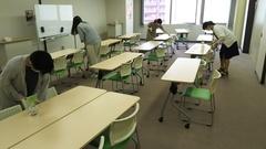 【仙台】授業のあとの教室では・・・