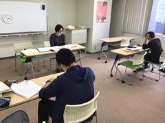 【仙台】後期授業が始まりました~