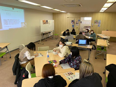【仙台】オンラインセミナーに参加しました!~心理・コミュニケーション専攻~
