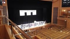 卒業式を行いました♪ 渋谷学習センター