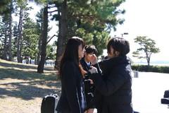 【新宿】キャンパス高校CM撮影をしました☆