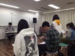 【新宿】専門コース・入学前授業!!