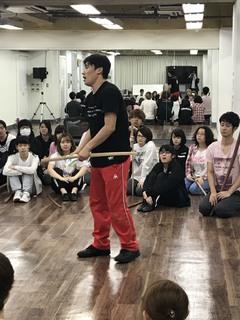 【新宿校】職場体験で学生がきたよ(*^_^*)