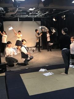 【新宿】中間公演稽古!!