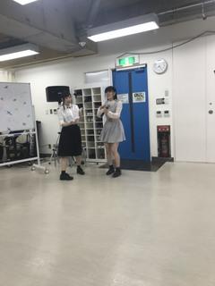 【新宿】「ミニ発表会が楽しみだぁ~(^○^)」