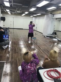 【新宿】授業風景(リハーサル)だよ♪(^○^)