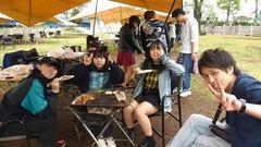 【新宿】新入生☆BBQ大会開催っ(>▽<)☆