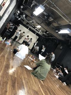 【新宿】演技の授業風景のご紹介★