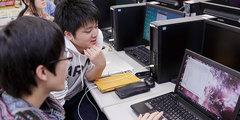 【静岡】ゲーム業界を目指す先輩たちに進路について聞きました!