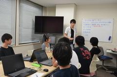 【静岡】ゲームの授業では就職対策!?