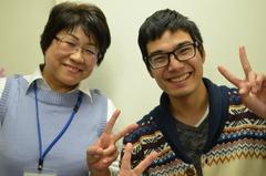 【静岡】卒業生が遊びに来てくれました!