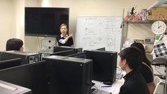 【静岡】専門分野の体験授業をしました!