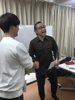 【静岡】声優・タレントコース授業初日!!!大公開!!!