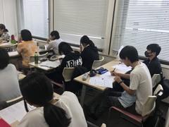 ☆ヒューマンキャンパス生☆イラスト授業に潜入♪