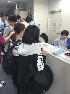 彦星→★静岡校で七夕やってるよ☆←織姫