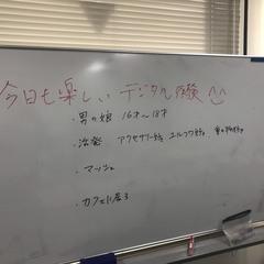 デジタルイラスト体験をやったよぉ~♪(★·'ε゚)ノ