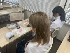 【静岡】メイク・美容・ネイル専攻を授業見学~前期の振り返り編~
