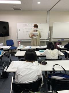 【静岡】三者面談を実施しています