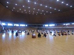 【静岡】草薙総合運動場 体育館で体づくり♪~特別活動~