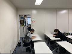 【静岡】就職活動を頑張る生徒