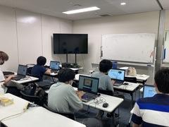 【静岡】ゲーム・アニメ・プログラミングの授業
